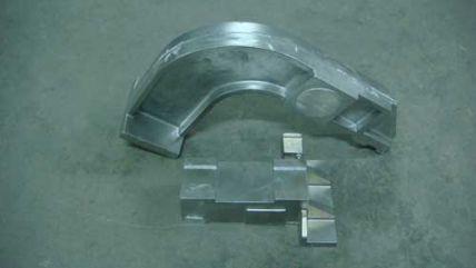 砂型铸造-力臂