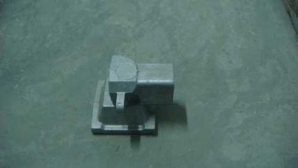 砂型铸造-机头