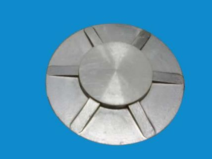 金属模铸造-铝阀板